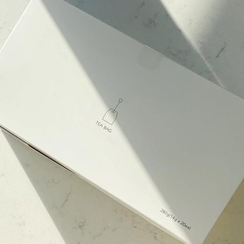 [할인]선물용 커피티백 20개입
